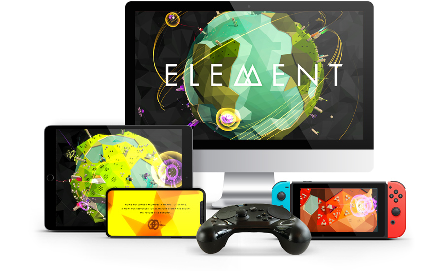 Element The Future Lies Beyond